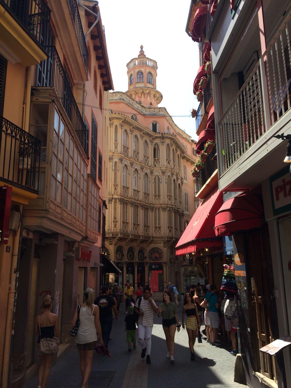 Impressionen aus Palma