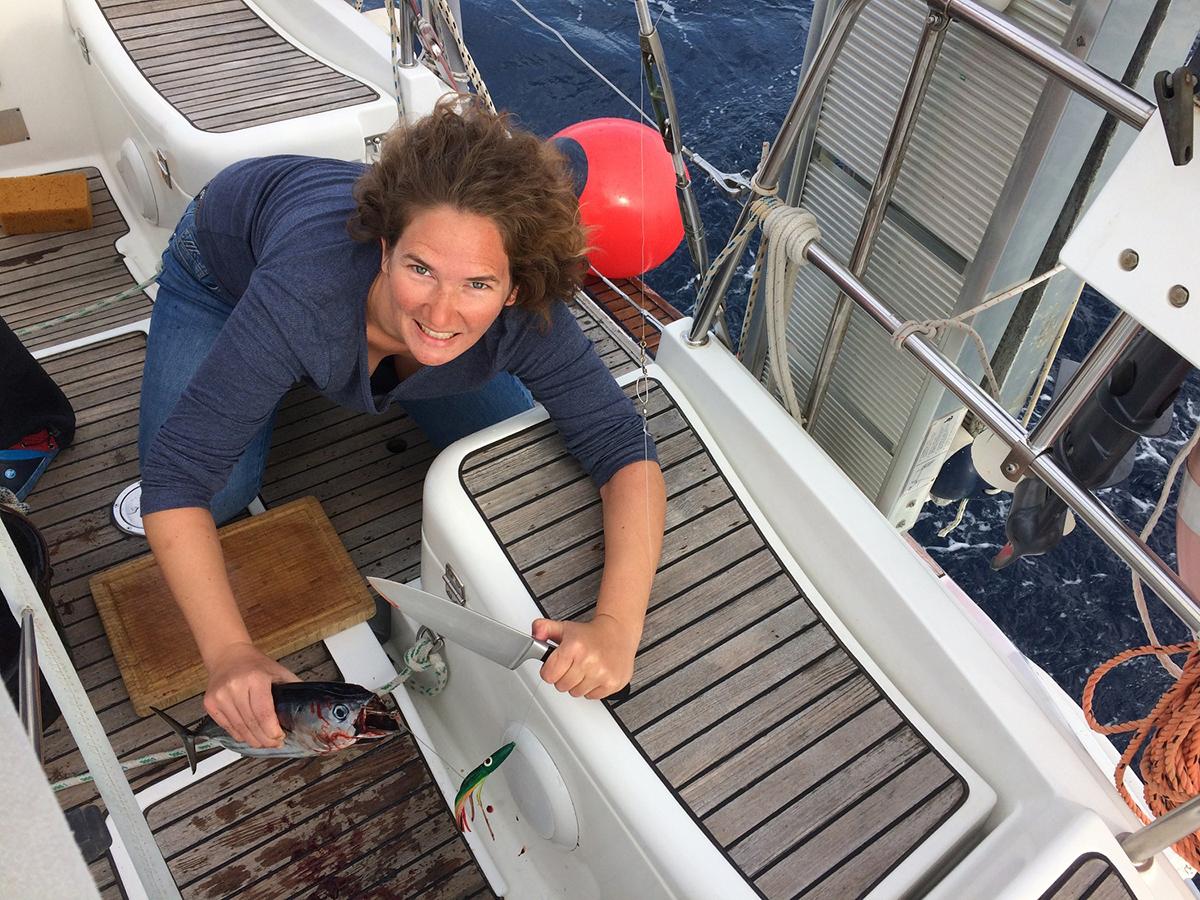 Ihr erster selbstgefangener Fisch