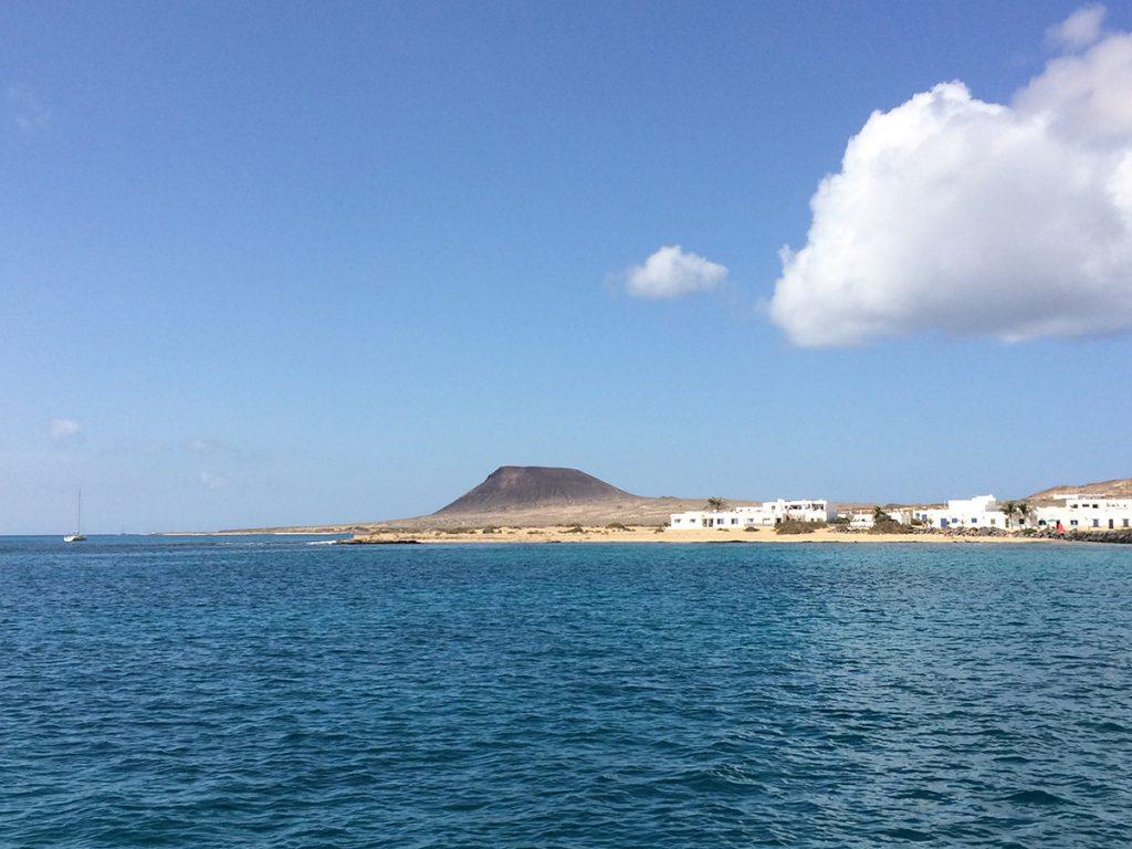 Ankunft auf den Kanaren – das Inselchen La Graciosa