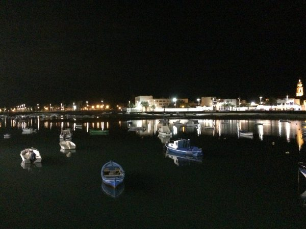 Arrecife bei Nacht – immer wieder super