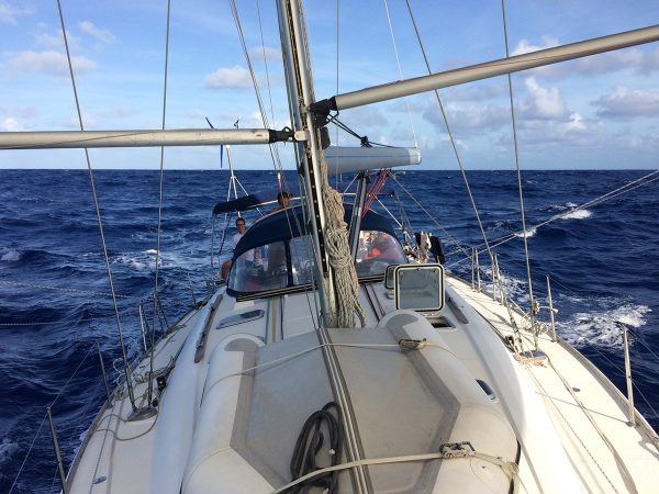 Downwind-Sailing at it´s best