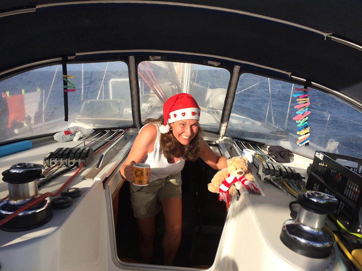 Ahh, Nikolaus – der 6. Dezember auf Hoher See!