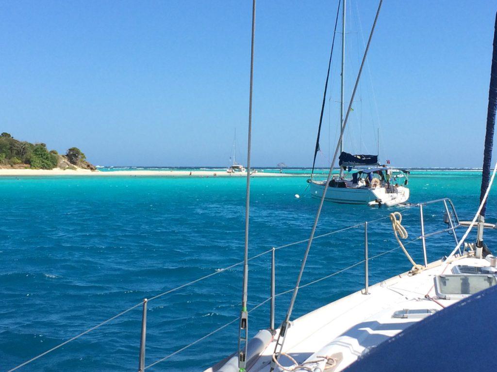 Die Tobago Cays