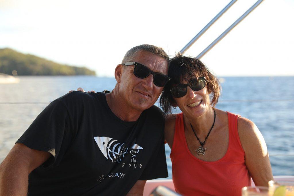 Karin und Jörg zusammen auf der InsPIRATion