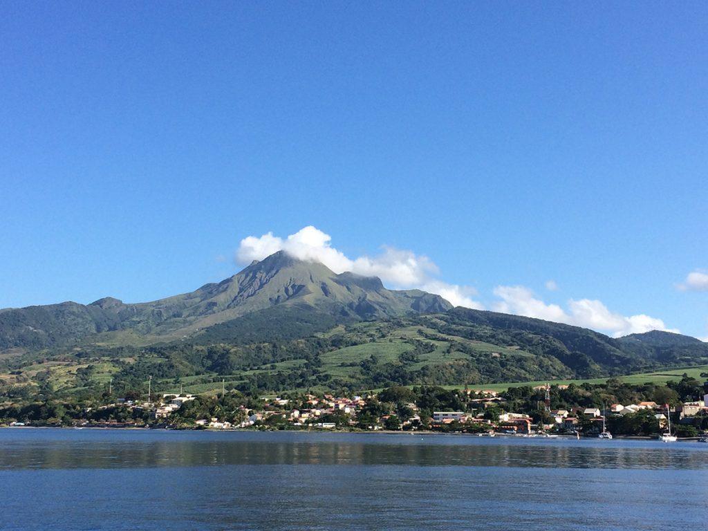 Der Mont Pele