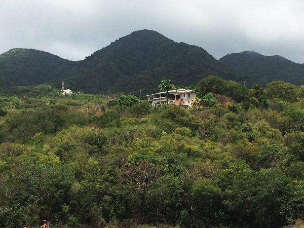 Die ehemaligen Air Studios auf Montserrat – hier haben unter anderem Sting, Dire Straits, Elton John und Paul McCartney aufgenommen