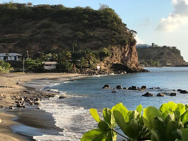 Little Bay auf Montserrat