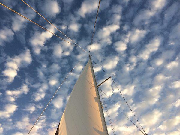 Tolles Wolkenbild