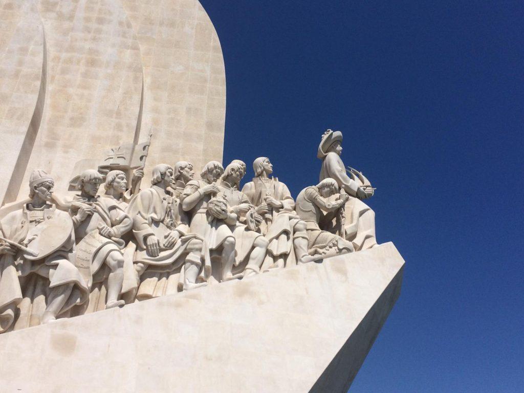Und nochmal Heinrich der Seefahrer mit seinen Kapitänen, die den Seeweg nach Indien entdeckten