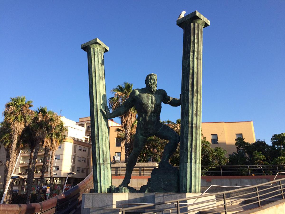 Die Säulen des Herkules