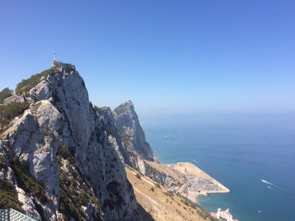 Der Fels von Gibraltar