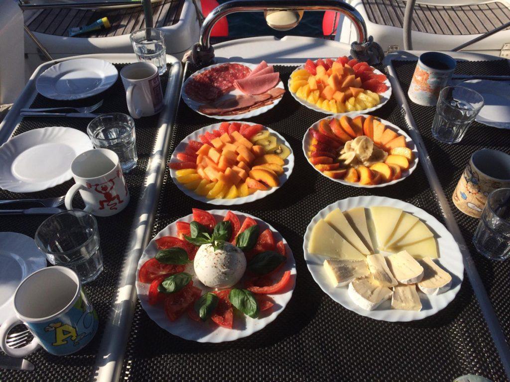 Lecker Frühstück