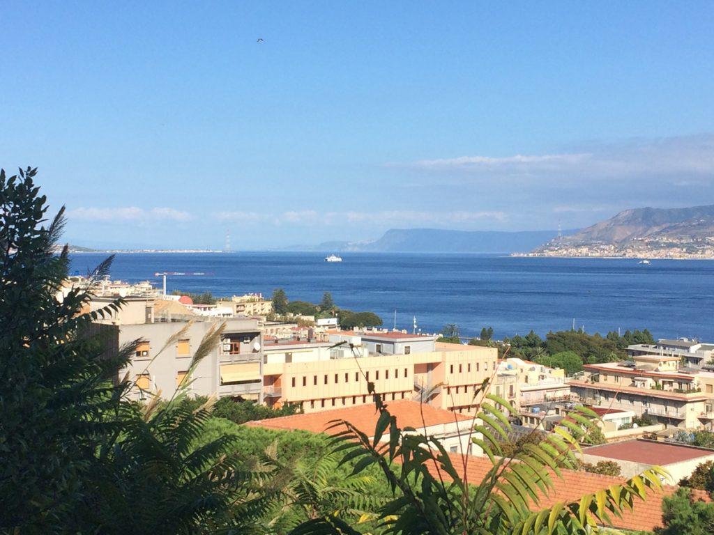 Die Straße von Messina