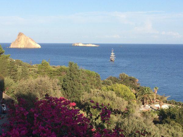 Einfach schön, die Liparischen Inseln in der Nachsaison