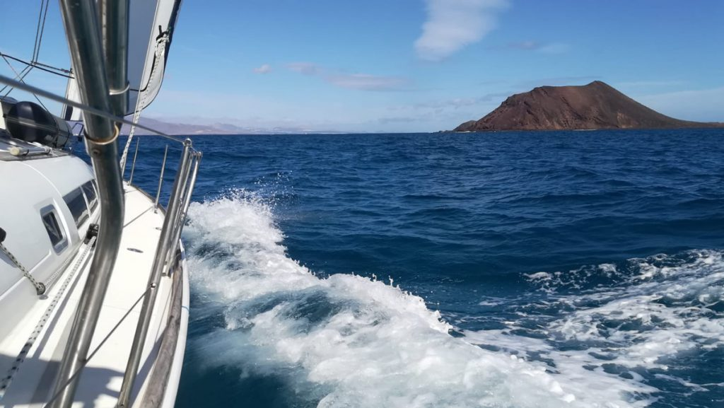 Beste Segelbedingungen auf den Kanarischen Inseln