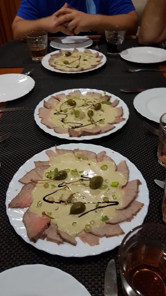 Typisch italienisch – Vitello Tonnato