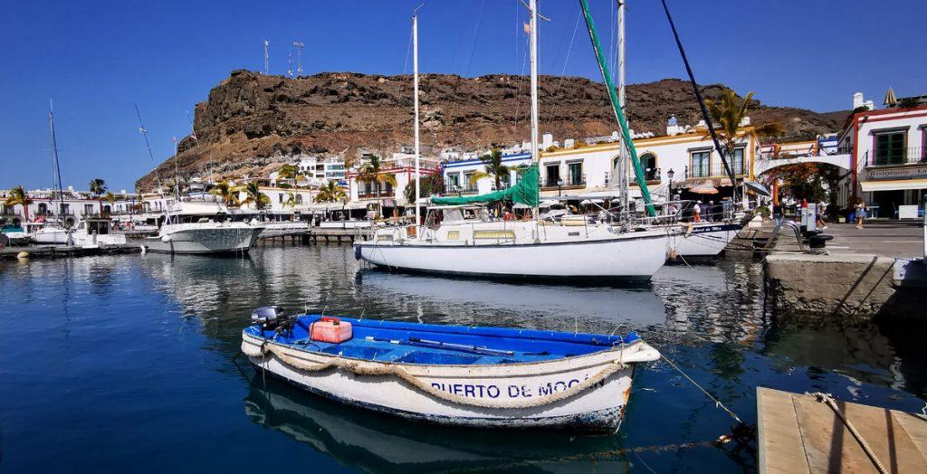 Puerto de Mogan 2020 unser Lieblingsausgangshafen auf den Kanarischen Inseln
