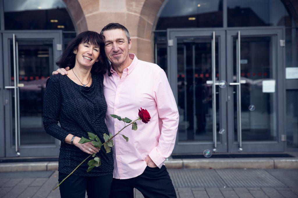 Karin & Jörg haben im Februar 2020 geheiratet