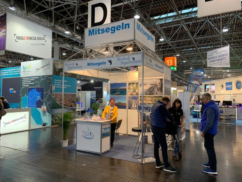Die boot 2020 in Düsseldorf im Januar war wie immer super