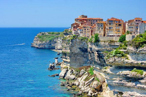 Sardinien rund Korsika