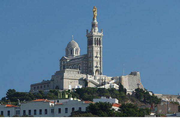 Südfrankreich Marseille Nizza