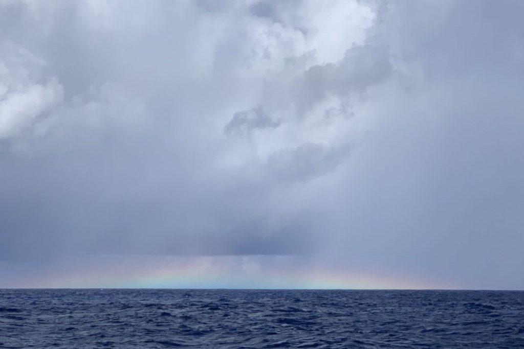 Regenbogen unten???!