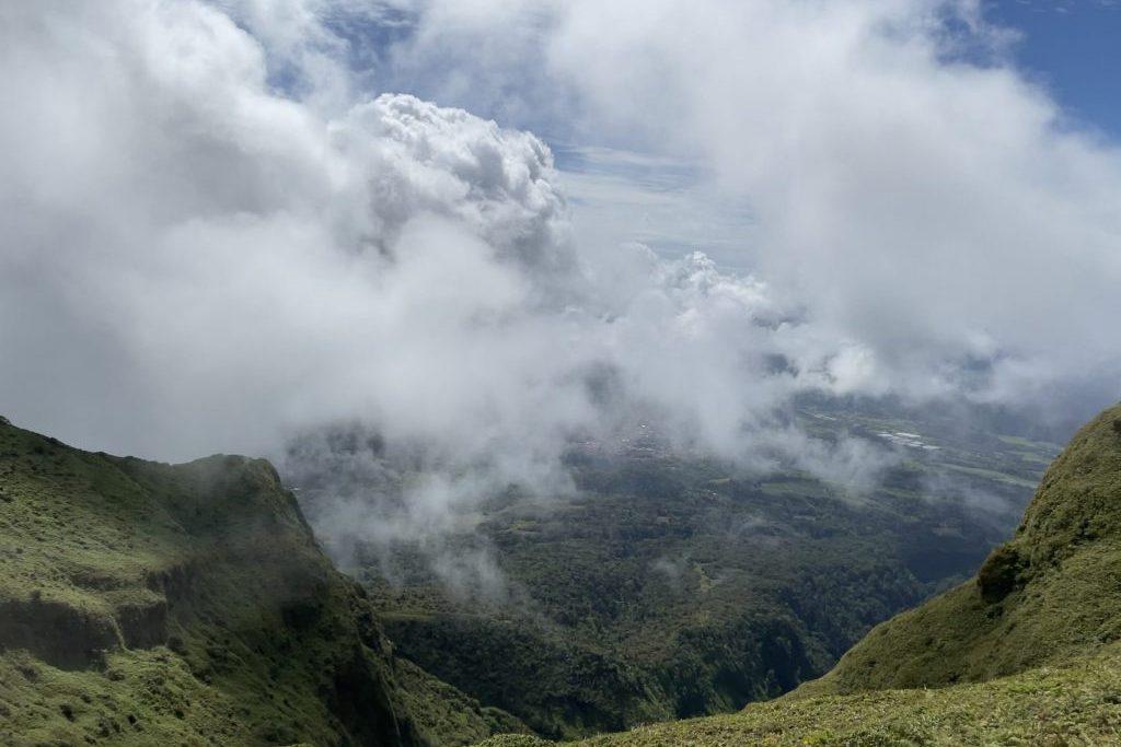 Mont Pelé Martinique