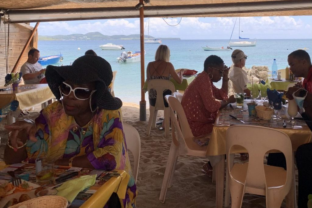 Strandrestaurant Martinique