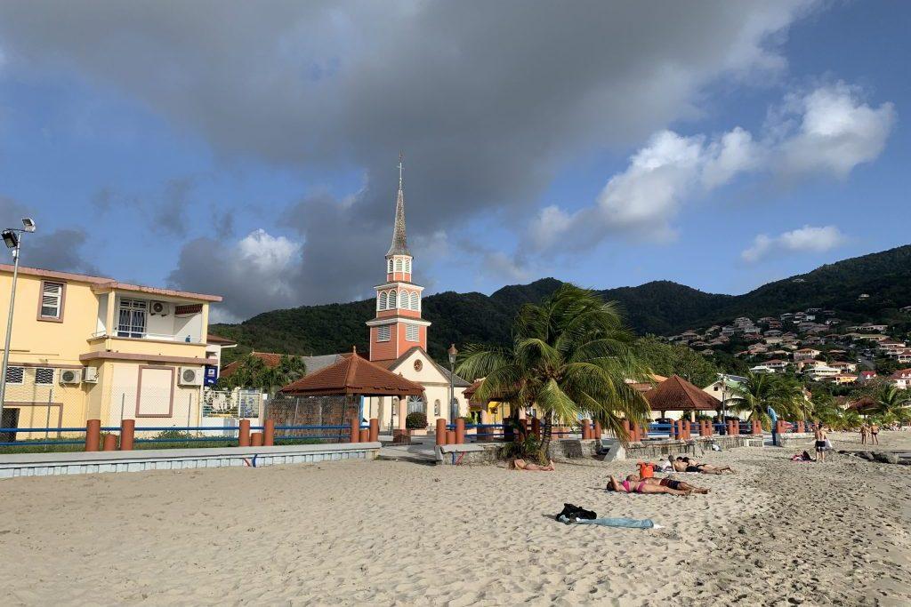Kirche in der Petite Anse Martinique