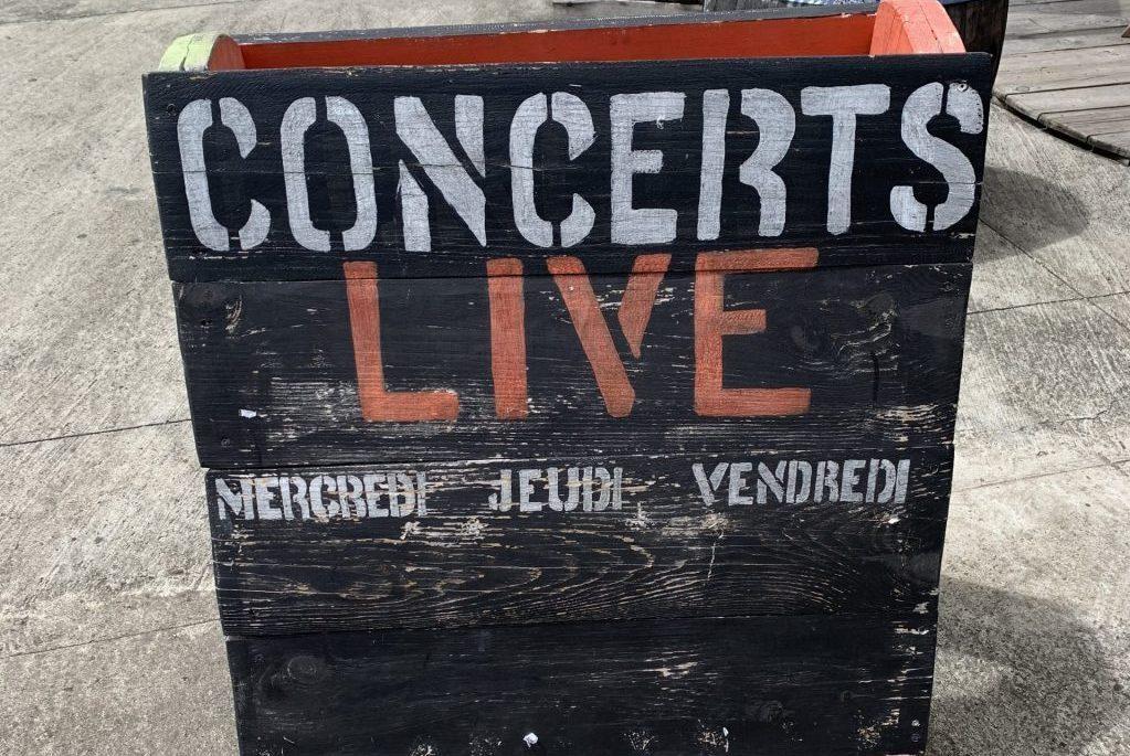 Live Concerts Martinique