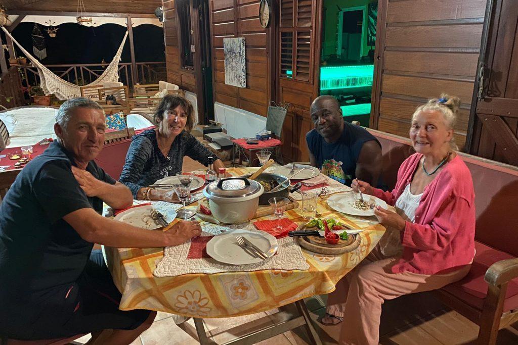 Airbnb Martinique