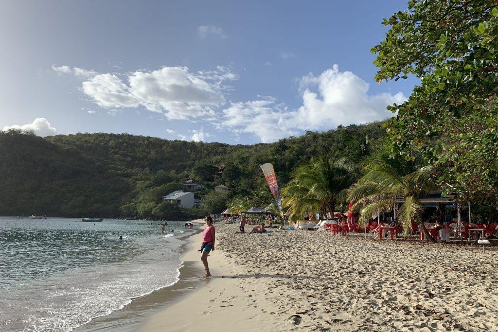 Strand Petite Anse Martinique