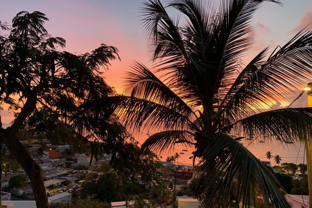 Sun-downer Martinique