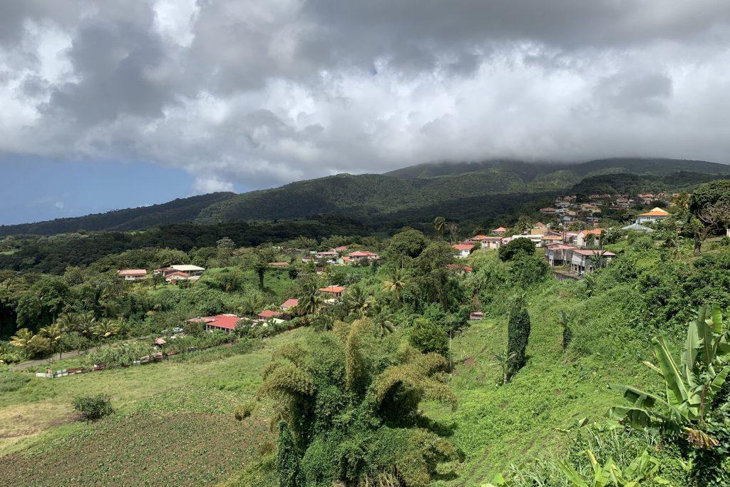 Segeln Karibik, an Land