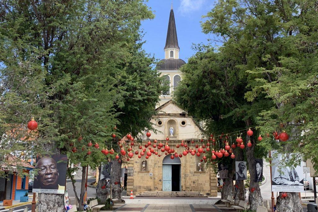 Kirche von Sainte Anne