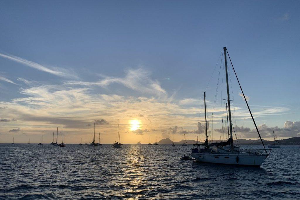 Sonnenuntergang Stufe 1