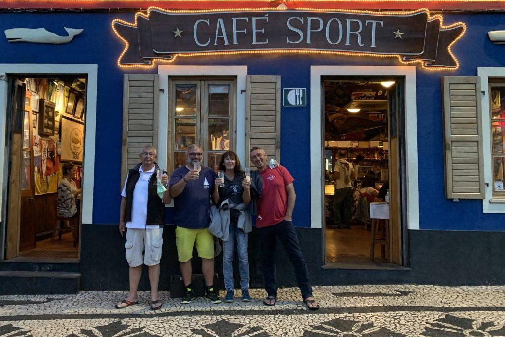Vor Peter Cafe Sport