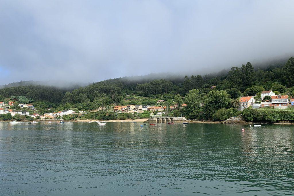 Bucht in Galizien